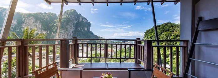 Deluxe Seaview Connecting Hotel Krabi Cha-Da Resort Krabi